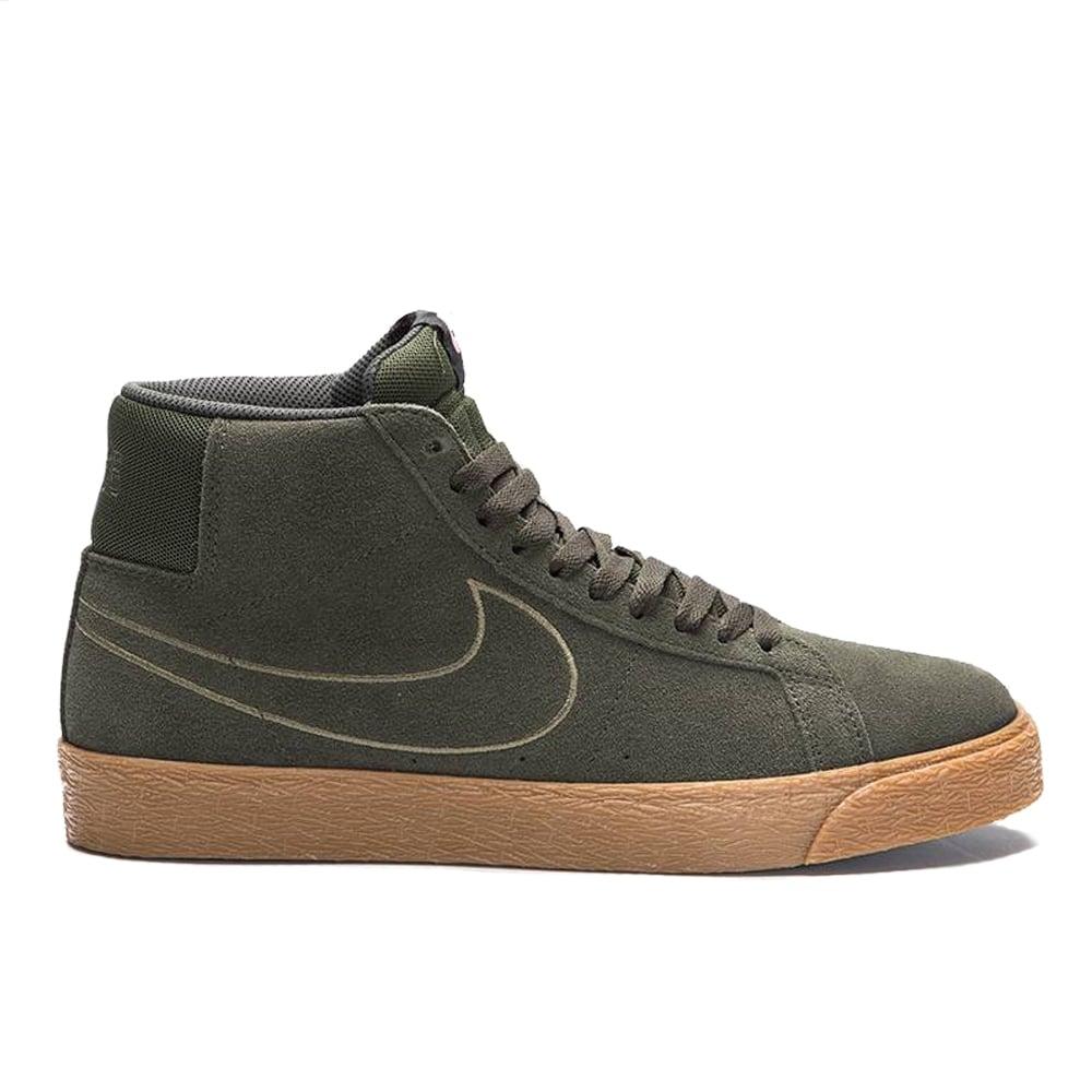 794d18051a Nike SB Blazer Mid - Sequoia/Olive