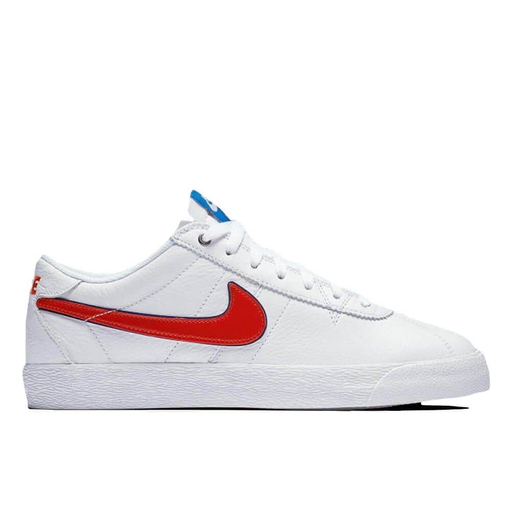 nike sb bruin premium se shoes white