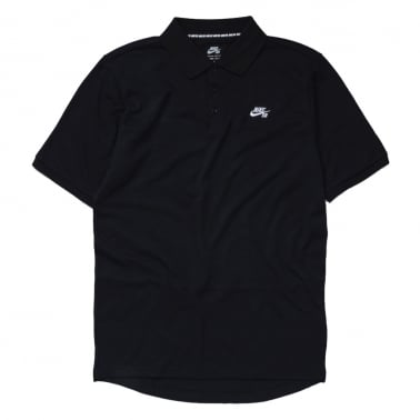 Dri-Fit Pique Polo - Black