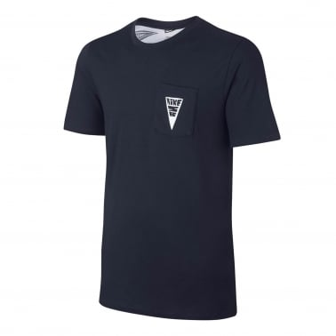 Dri Fit Triangle Pocket T-Shirt - Obsidian