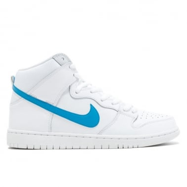Dunk Hi Mulder - White/Orion