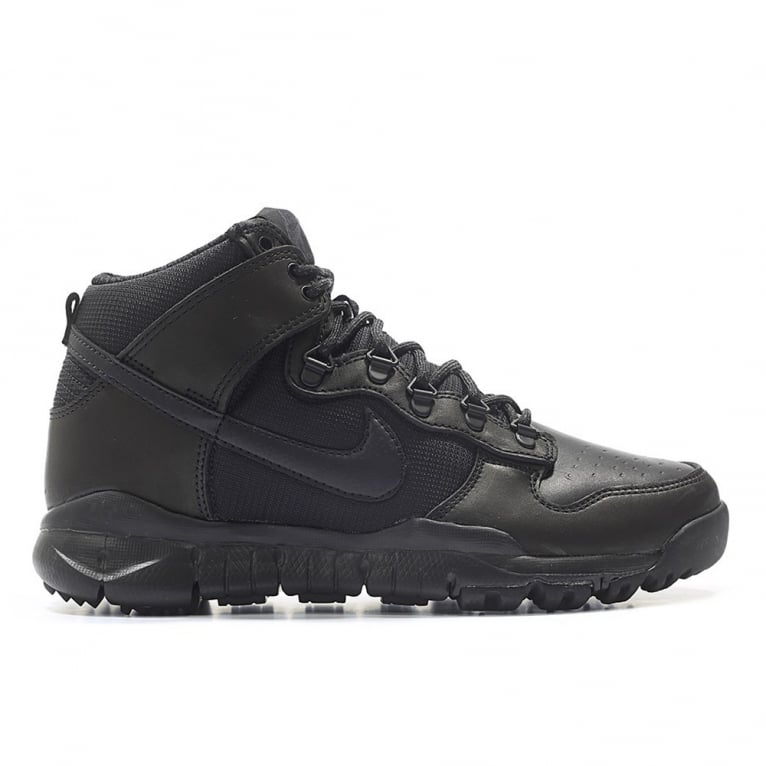 Nike SB Dunk High Boot - Black/Black