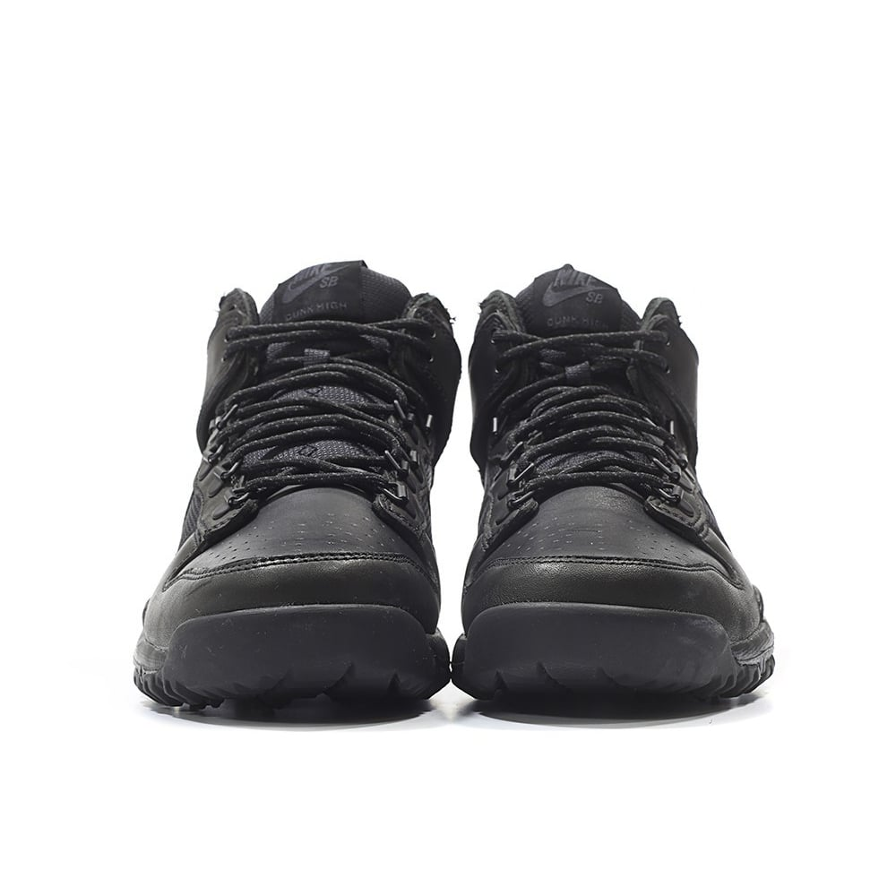 the best attitude 4d34e 73c1b Dunk High Boot - Black/Black