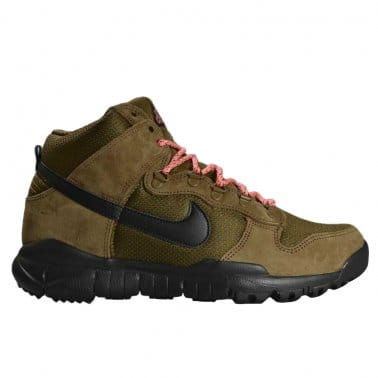 Dunk High OMS - Military Brown