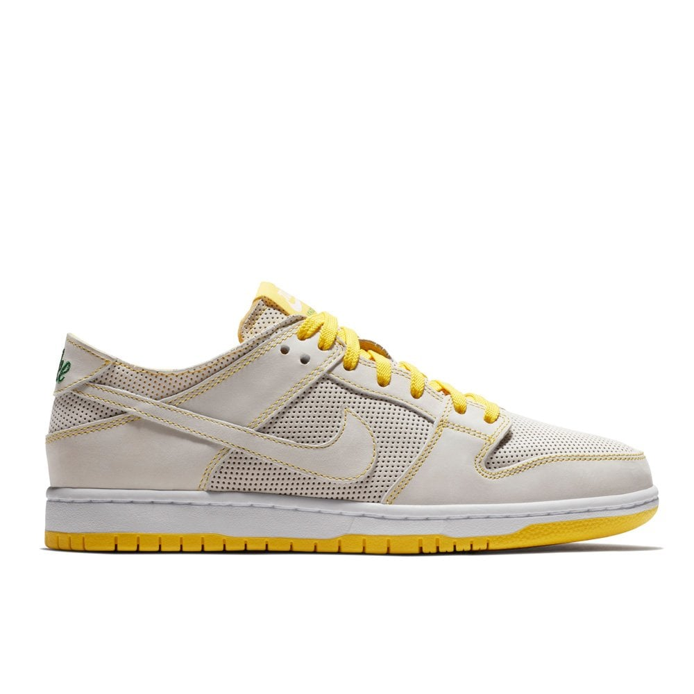 new product 8633a 90844 Nike SB Dunk Low Decon x Ishod Wair 'Mismatched' - White/Aloe Verde