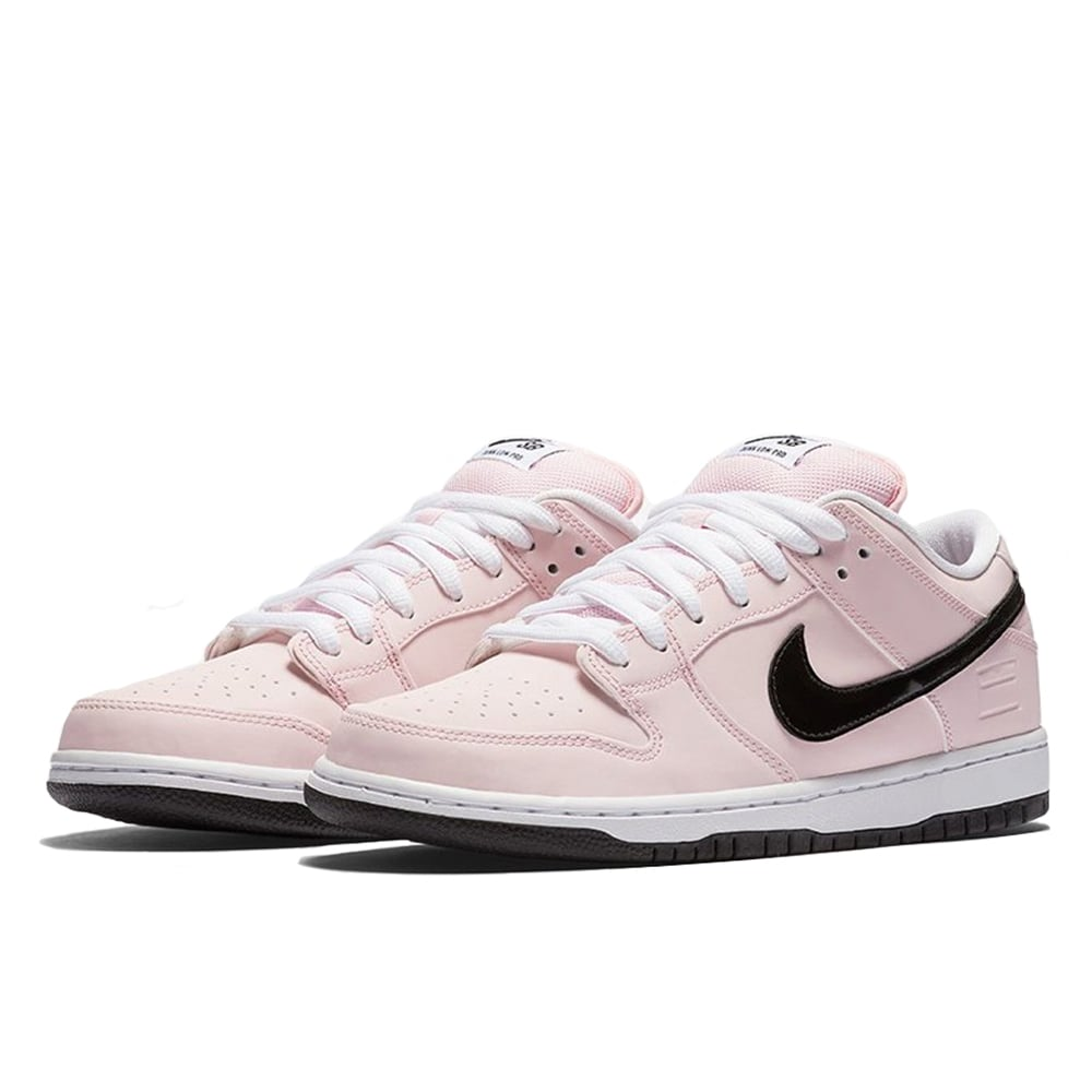 huge sale 0173e 43dd9 Nike SB Dunk Low Elite 'Pink Box' - Prism Pink/Black