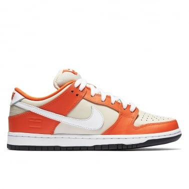 "Dunk Low Premium ""Orange Box"" - Safety Orange"