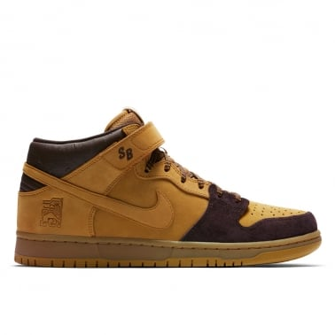 Dunk Mid Pro 'Lewis Marnell' - Cappuccino/Bronze