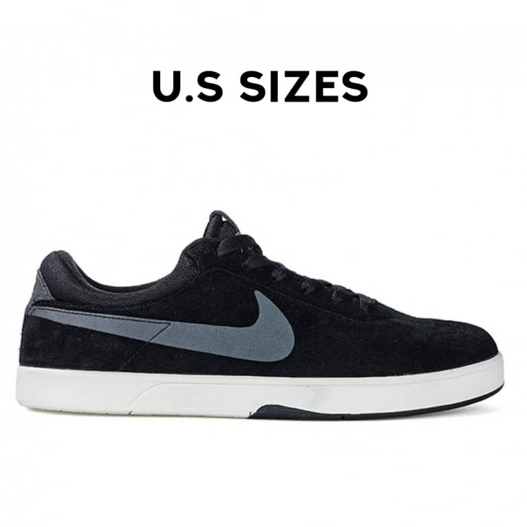 Nike SB Eric Koston 1 - Black/Dark Grey