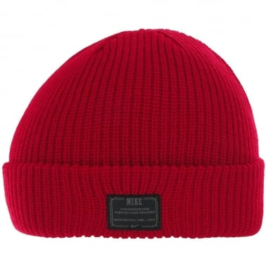 Fisherman Beanie - Gym Red