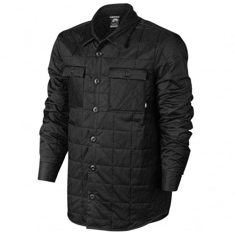 Nike SB Holgate Shirt - Black