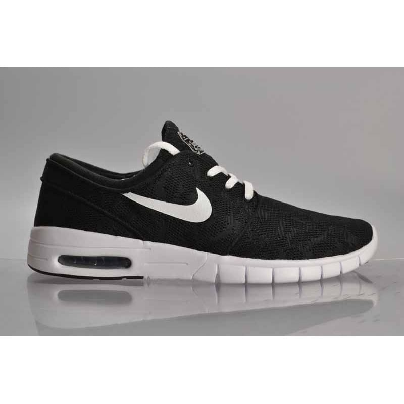Nike SB Nike Sb Janoski Max Blackwhite