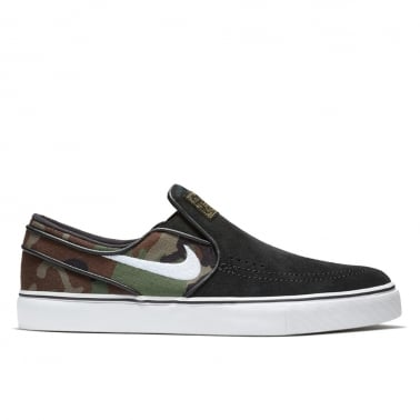 Janoski Slip-On - Black/Multi