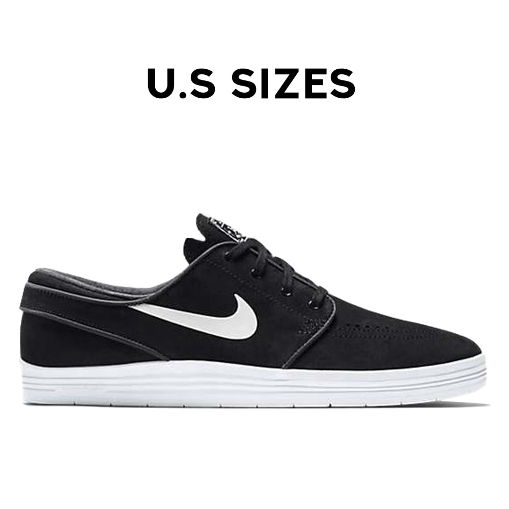 size 40 0eb35 1ad6d Nike SB Lunar Janoski Black Black   Natterjacks