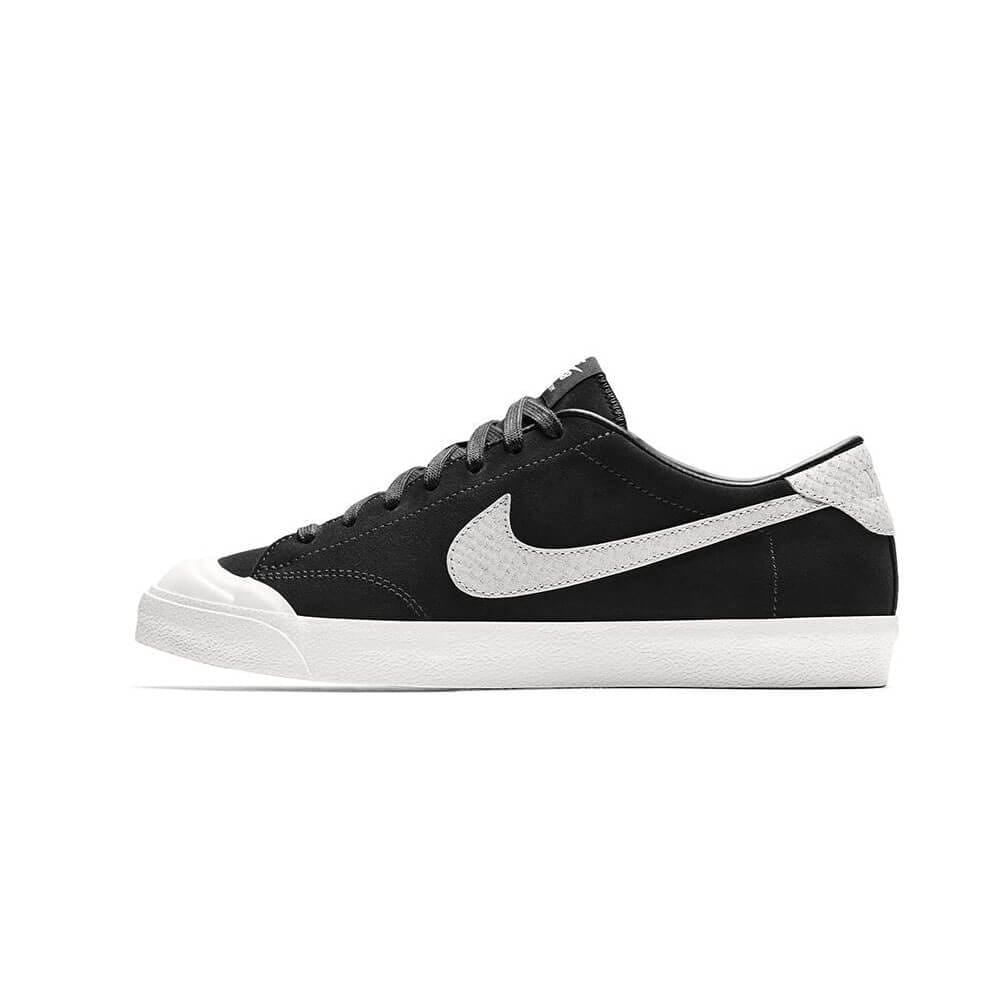 hot sales 1f985 1b322 QS Zoom All Court Cory Kennedy - Black White