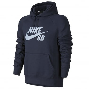 SB Icon Pullover Hoodie - Obsidian