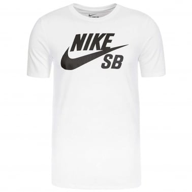 SB Logo T-shirt - White