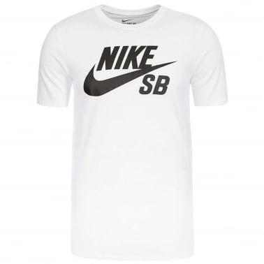 SB Logo T-shirt - White