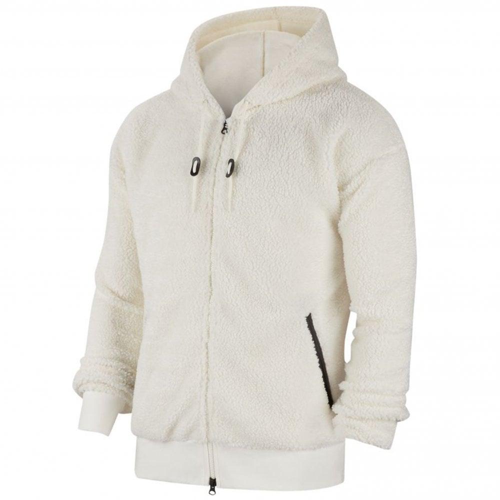 Nike SB Sherpa Pullover Hoodie Black