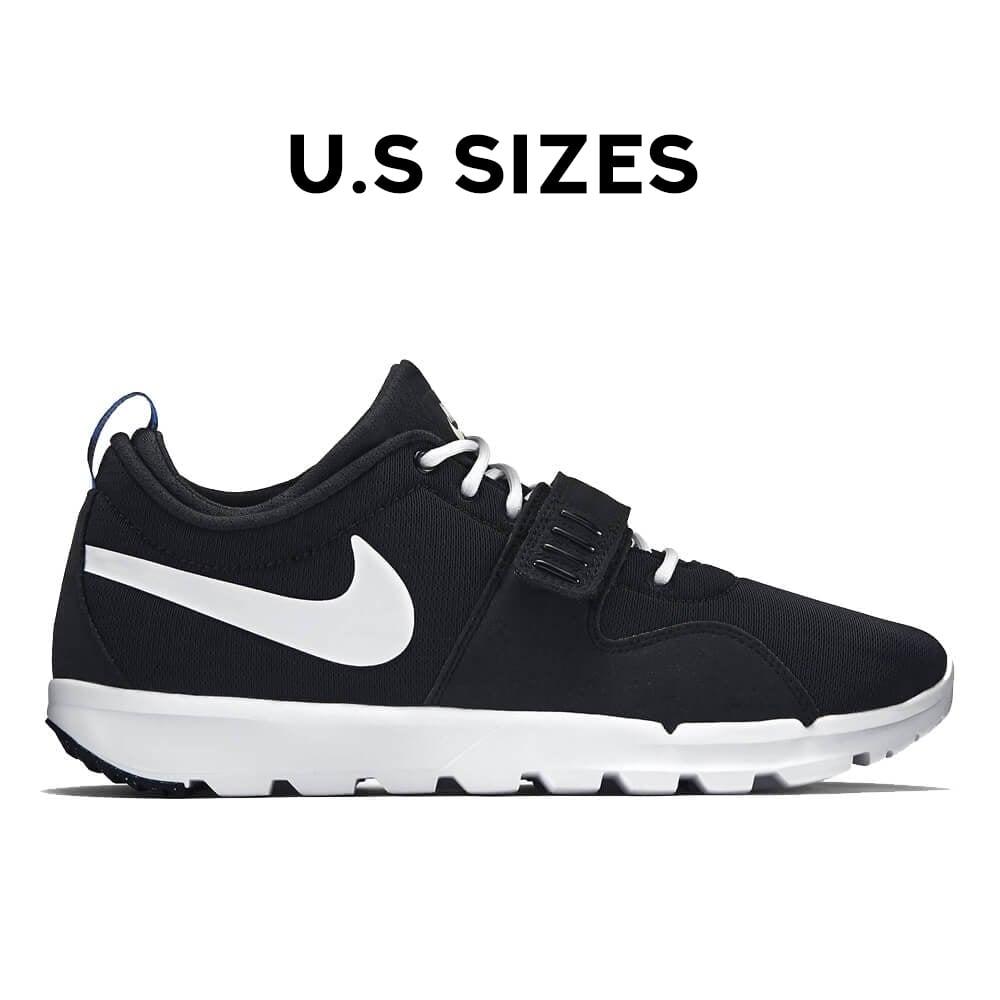 hidrógeno estoy de acuerdo gesto  Nike SB Trainerendor SE Black/White | Natterjacks