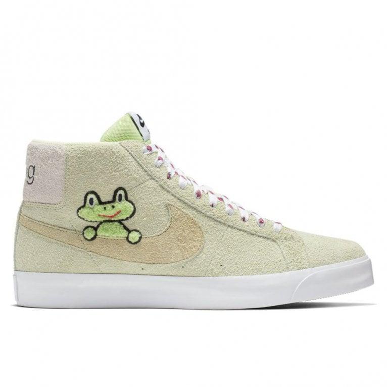 Nike SB x Frog Skateboard Blazer Mid