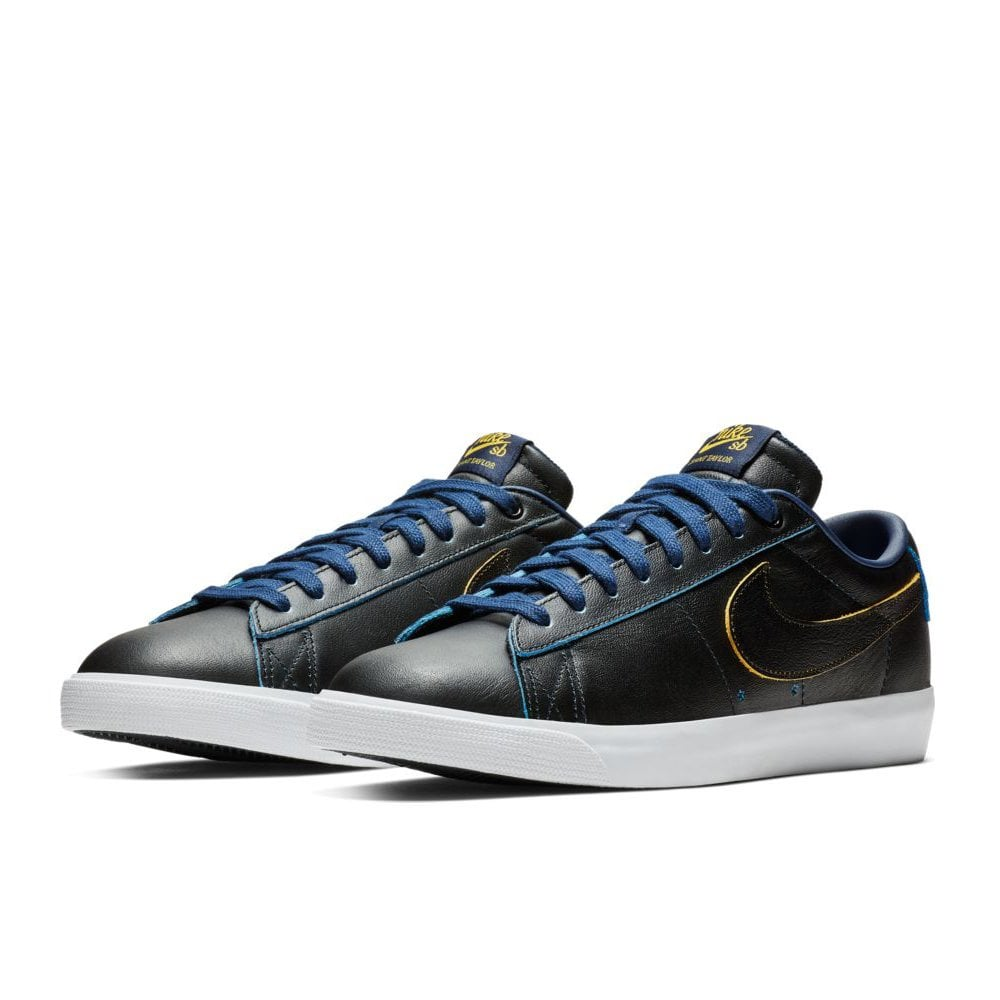 reputable site 67ac5 b0838 x NBA Blazer Low GT - Black/Coast