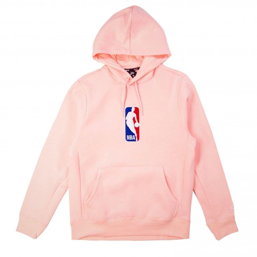 NIKE SB X NBA ICON PO HOODIE BLACK TEAM
