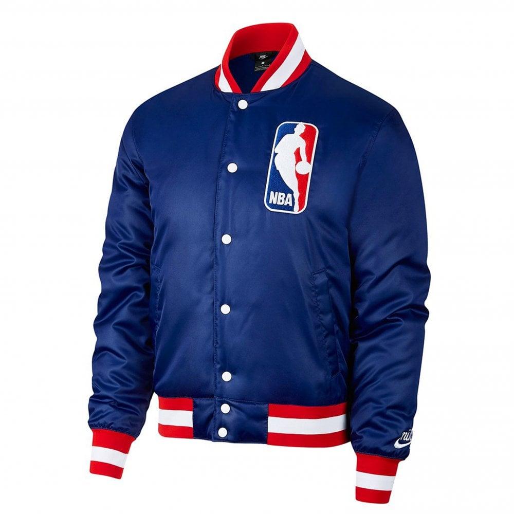 Nike SB x NBA Varsity Jacket   Jackets
