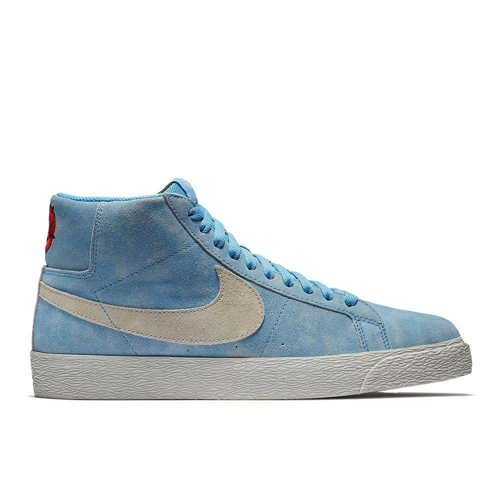 the best attitude b723e cd9ef Nike SB Zoom Blazer Mid - Uni Blue