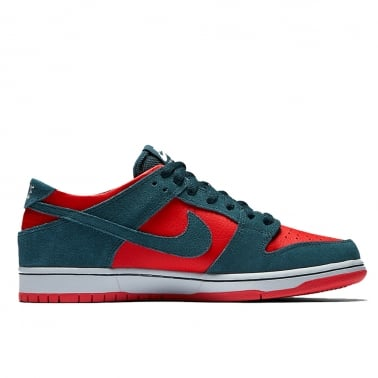 Zoom Dunk Low Pro 'Reverse Shark' - Nightshade