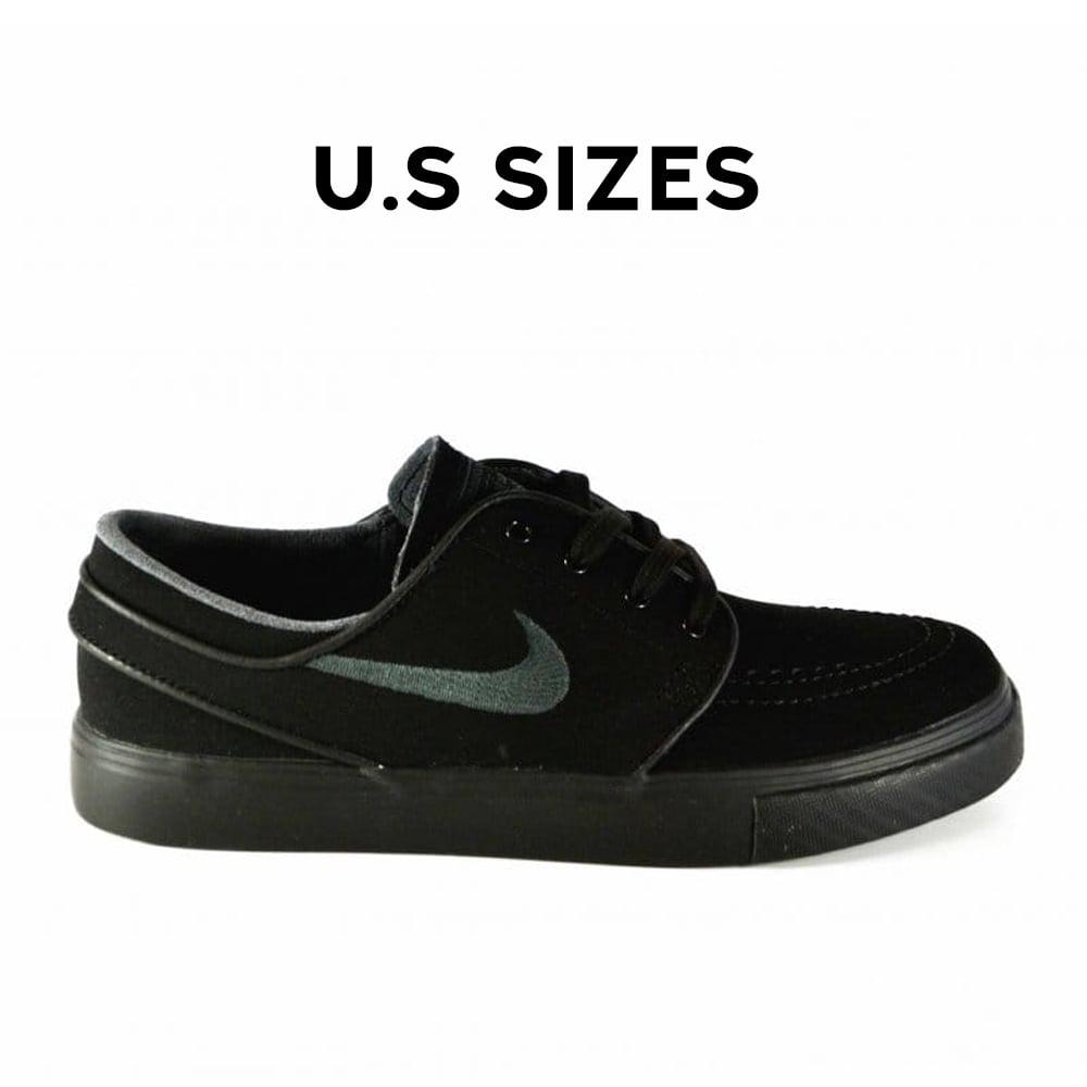 lamentar novia El diseño  Nike SB Zoom Janoski - Black/Anthracite | Natterjacks