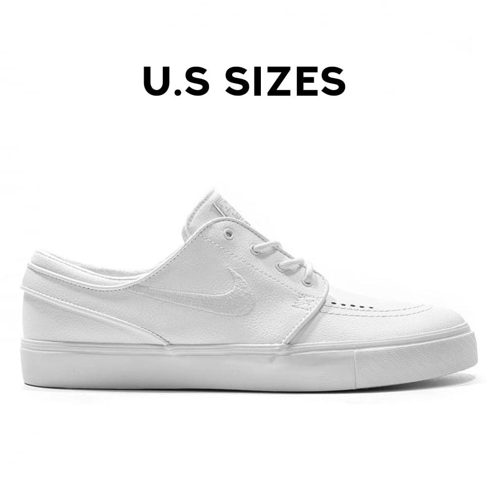 Nike SB Zoom Janoski Leather White