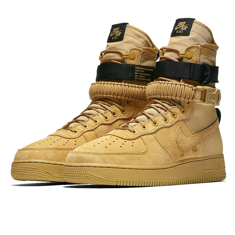 the best attitude 87750 43151 Nike SF-AF1 - Cup Gold