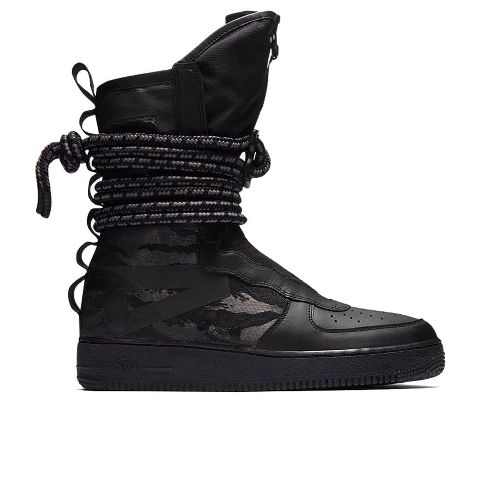 NIKE SPECIAL FIELD AIR FORCE 1 HI Nike air force 1 sneakers men special field AA1128 002 SF AF1 black [217 Shinnyu load]