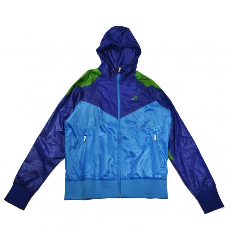 Nike Superrunner - Blue/Green