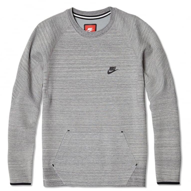 Nike Tech Crew 2.0 - Dark Grey Marl