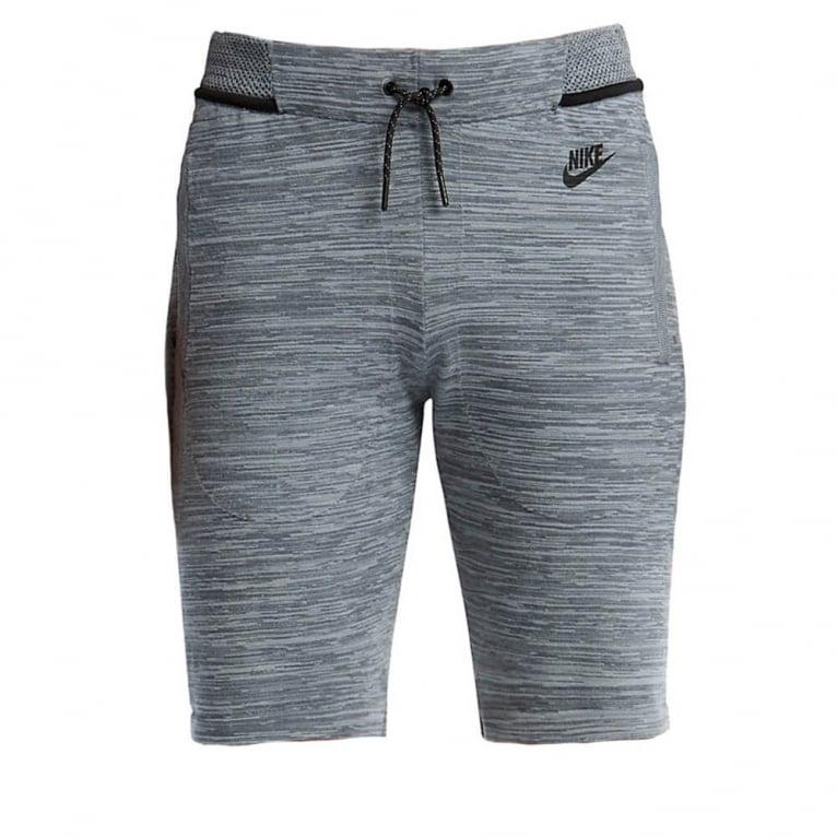 Nike Tech Knit Short - Cool Grey
