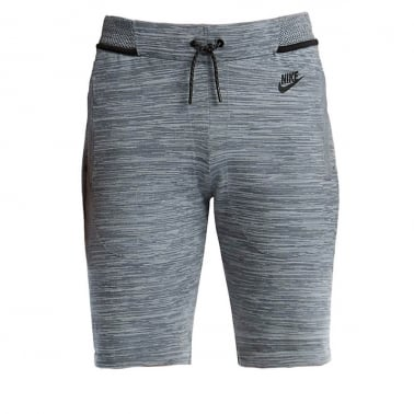 Tech Knit Short - Cool Grey