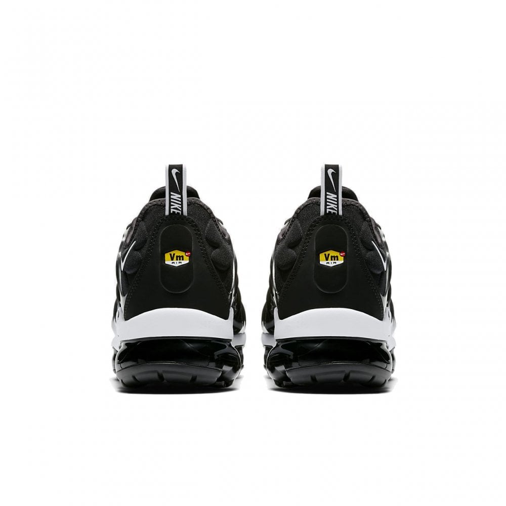 reputable site a7c27 d0cfc Nike Vapormax Plus 'Branded Pack' - Black/White