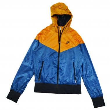 Windrunner - Orange/Blue
