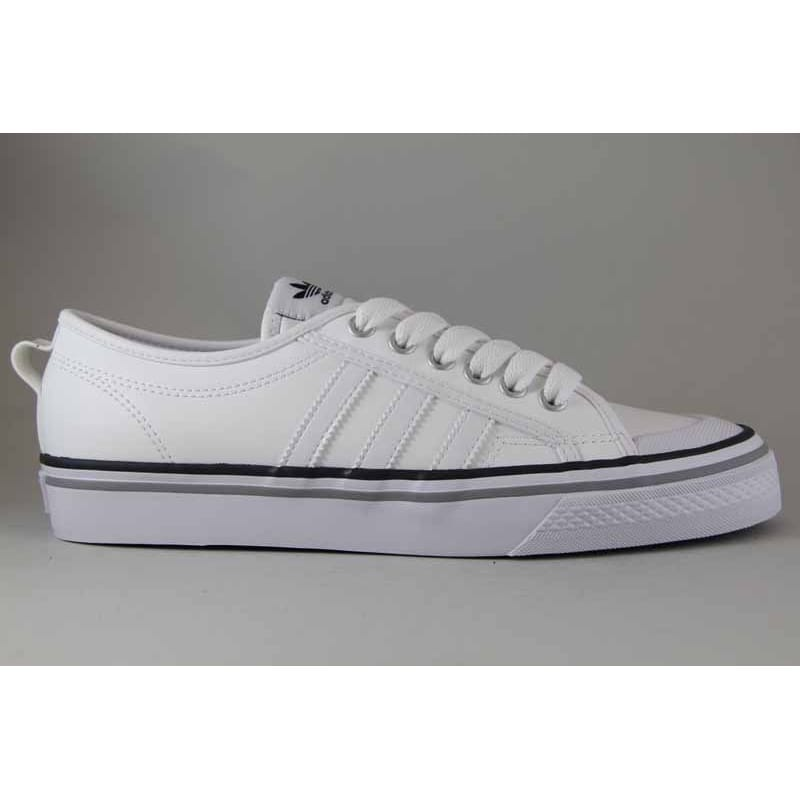 huge discount 7f278 83d04 Nizza Low White white