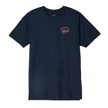Be A Maker T-Shirt - Navy