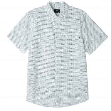 Brozwell Shirt - White Multi