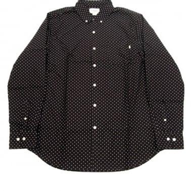Cass Long Sleeve Shirt Black