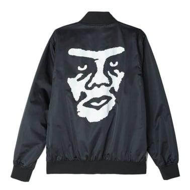 Creeper Graphic Jacket - Black