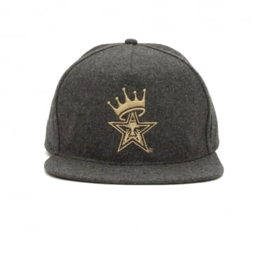 Crowned Snap Heather Charcoal