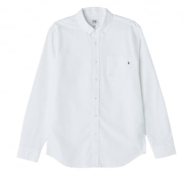 Dissent LS Shirt White