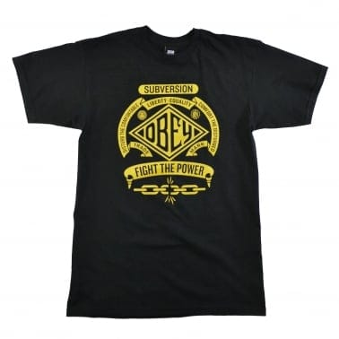 Disturb The Comfortable T-Shirt - Black