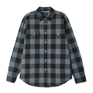 Drifter Shirt - Charcoal