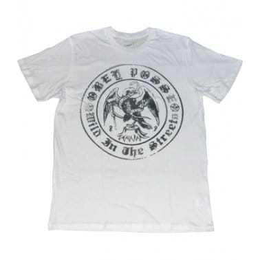 Eagle Paste T-shirt - White